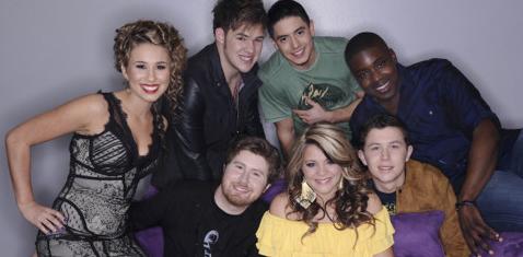 2011 American Idol Top 7