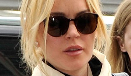Lindsay Lohan Sentenced To 120 Days In Jail For Probation Violation – (ANOTHER Mugshot)