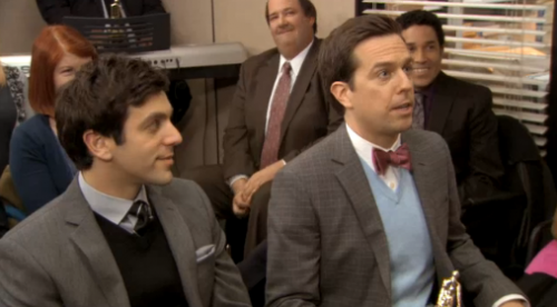 'The Office' Salutes Michael Scott With 'Seasons of Love' – VIDEO