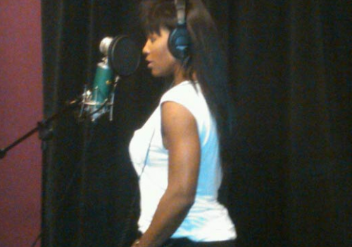 Serena Williams Recording Rap Album, FOR REAL