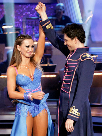Dancing With The Stars - Karina and Ralph