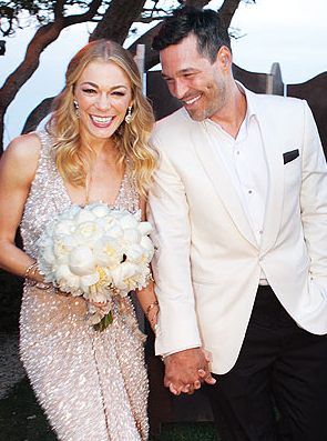 LeAnn Rimes and Eddie Cibrian FIRST LOOK At Wedding Photos