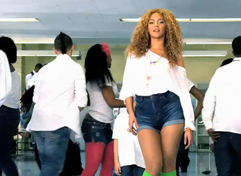 WATCH: Beyonce Brings Her Sexy to the School Cafeteria for 'Move Your Body' Video
