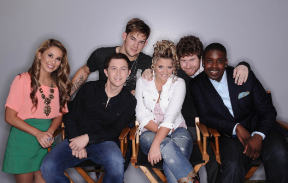 American Idol Top 6 - 2011