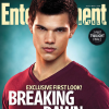Breaking Dawn Stills - EW Cover - Taylor Lautner