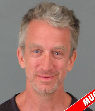 Andy Dick Arrested – Makes VERY HAPPY Mugshot