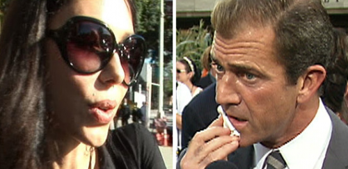 The Mel Gibson and Oksana Grigorieva War is OVER