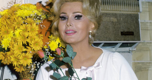 Zsa Zsa Gabor Back In The Hospital
