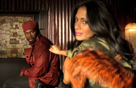 Nicole Scherzinger 'Right There' Official Music Video Feat. 50 Cent