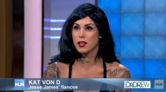 Kat Von D on Dr. Drew