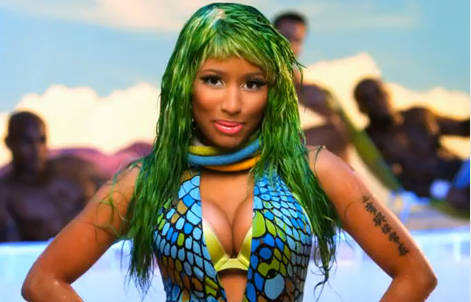 Nicki Minaj 'Super Bass' Official Music Video