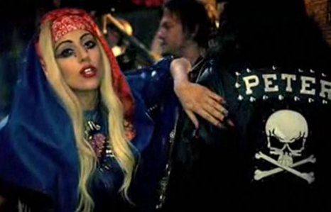 Lady Gaga Official 'Judas' Video