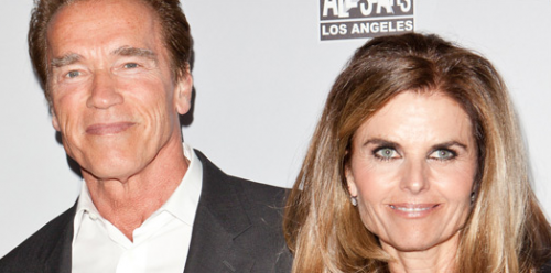 Arnold Schwarzenegger and Maria Shriver: The Divorce Is On