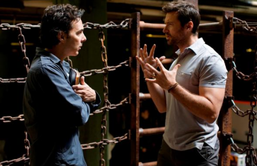 Hugh Jackman: NEW 'Real Steel' Trailer ROCKS! – VIDEO