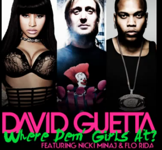 David Guetta 'Where Dem Girls At' Ft. Flo Rida and Nicki Minaj