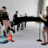 Lady Gaga Penis Shoes on American Idol