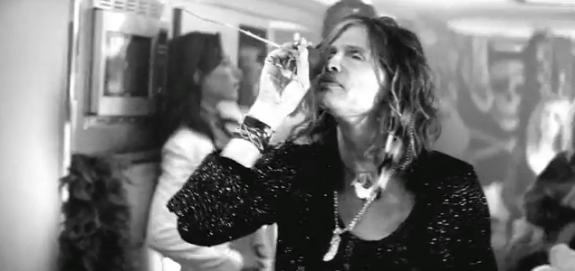 Steven Tyler - It Feels So Good Video