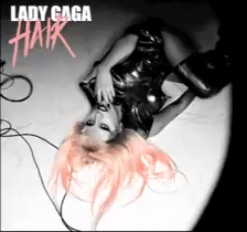 Lady Gaga 'Hair' Cover Art