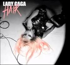 Lady Gaga 'Hair' Cover Art
