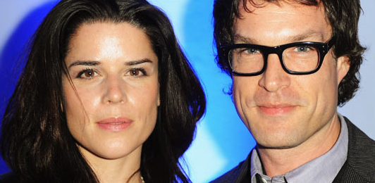 Neve Campbell and John Light - DIVORCED