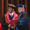 Troy Polamalu Graduates From USC