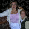 Mildred Patricia Baena - Arnold Schwarzenegger  Baby Mama and Son