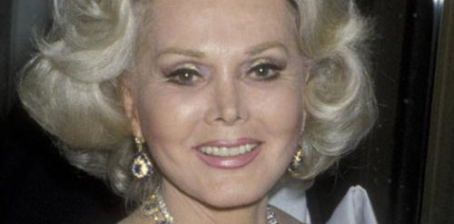 Zsa Zsa Gabor is in a Coma