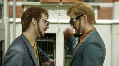 Justin Timberlake and Andy Samberg - Three-Way - SNL