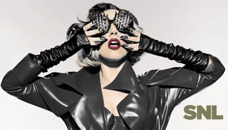 Lady Gaga on SNL