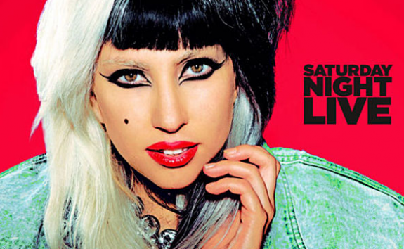 Lady Gaga - Born This Way - SNL