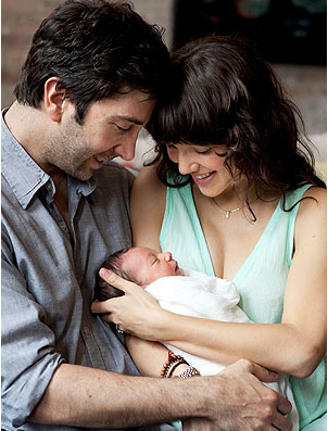 David Schwimmer and Zoe Buckman Welcome Baby Girl! (Photo)