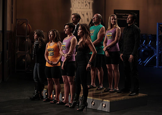 The Biggest Loser Couples - FInal Weigh In  - Finale