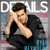 Ryan Reynolds - Details Magazine Photos - June 2011 - COVER