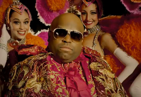 Cee Lo Green 'I Want You (Hold On To Love) Official Music Video KICKS!