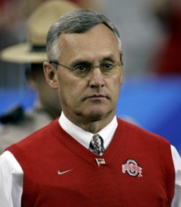 Ohio State Football Coach Jim Tressel Resigns