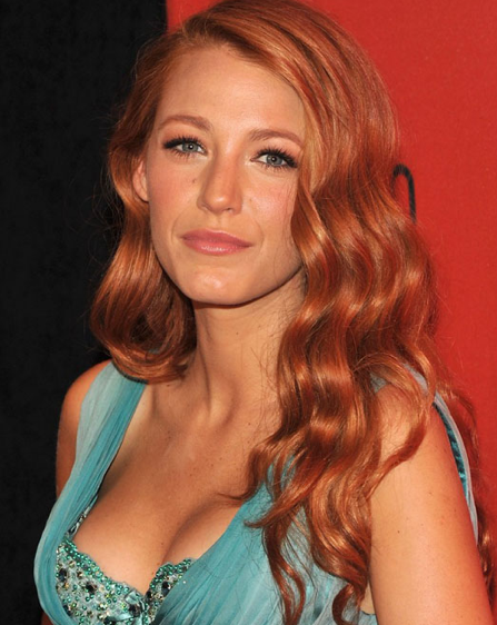 Blake Lively  -  Red Hair