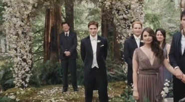 Twilight - Breaking Dawn Part 1 - Teaser Trailer PREVIEW