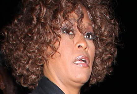 Whitney Houston Diagnosed With Emphysema