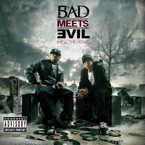 "NEW: Bad Meets Evil – Eminem & Royce Da 5'9"" – 'Lighters' Feat. Bruno Mars"