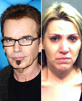 Billy Bob Thornton and Amanda Brumfeld (Mugshot)