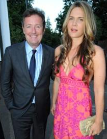 Piers Morgan and Celia Walden Expecting Their First Baby!
