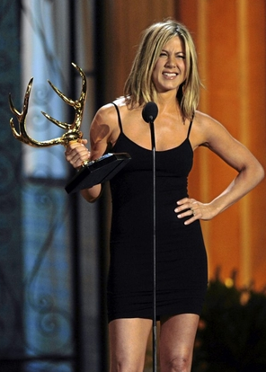 Jennifer Aniston at 2011 Guys Choice Awards