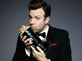2011 MTV Movie Awards - Jason Sudeikis