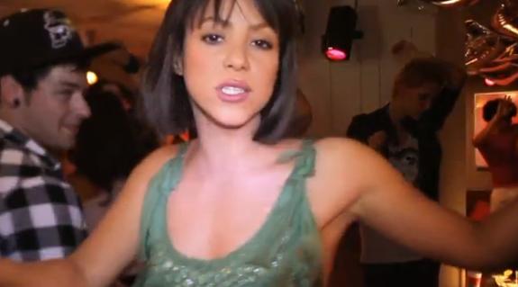 Shakira - Rabiosa Music Video