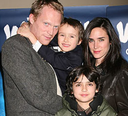 Jennifer Connelly and Family