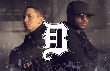Eminem and Royce da 5' 9""