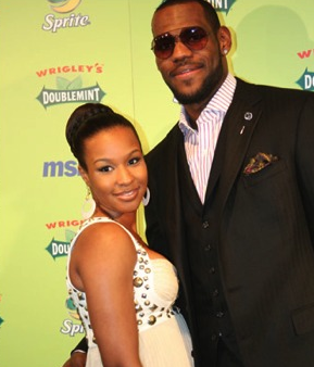 SHOCKER: Rashard Lewis Slept With Lebron James' Girlfriend Savannah Brinson