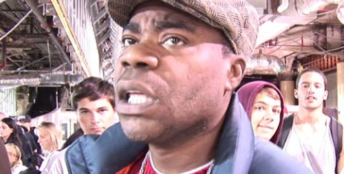Tracy Morgan Hating On Disabled People Now