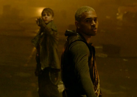 Chris Brown and Justin Bieber 'Next 2 You'