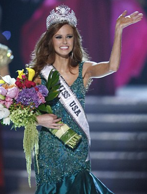 PHOTOS: Alyssa Campanella WINS 2011 Miss USA